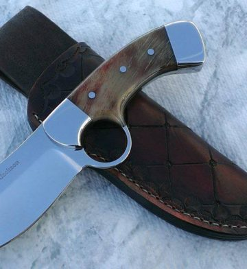 wdwmkr Laramie Jackson - WDWMKR | Widowmaker Custom Knives LLC